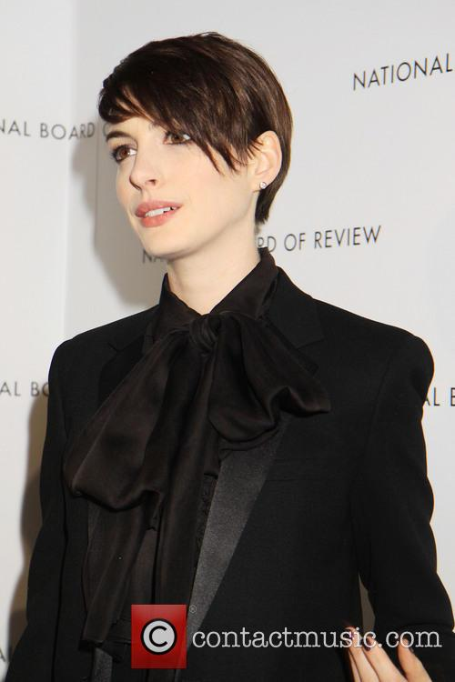 Anne Hathaway and National Board Of Review Awards 5