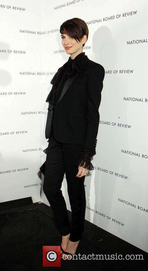 Anne Hathaway and National Board Of Review Awards 6