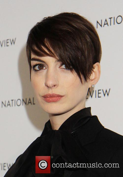 Anne Hathaway and National Board Of Review Awards 7