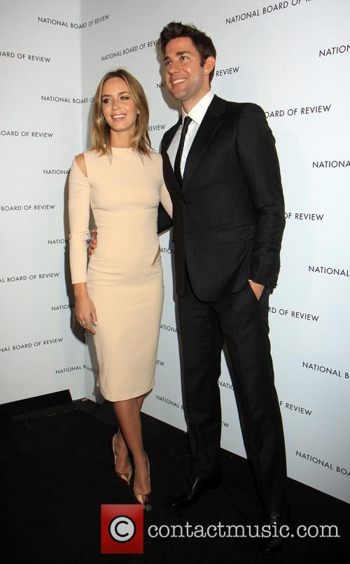 Emily Blunt, John Krasinski and National Board of Review Awards 2