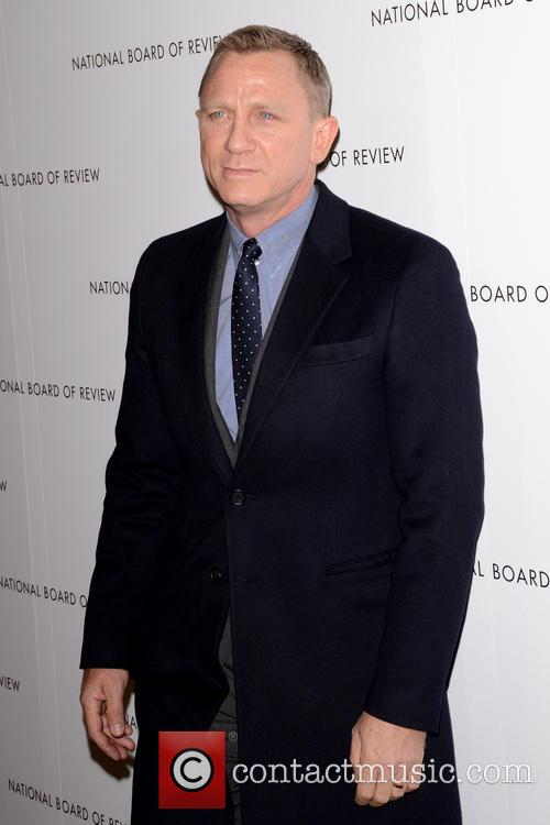 Daniel Craig and National Board Of Review Awards 3
