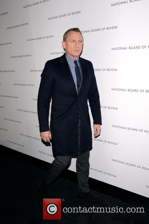 Daniel Craig and National Board Of Review Awards 5