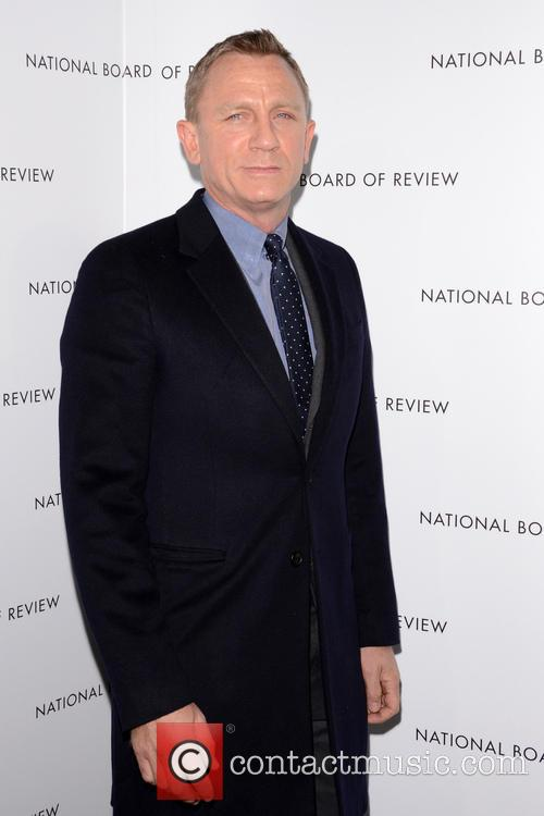 Daniel Craig and National Board Of Review Awards 4