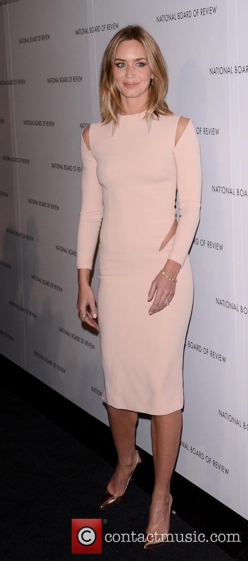Emily Blunt and National Board Of Review Awards 4