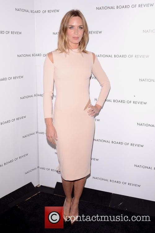 Emily Blunt, National Board of Review Awards