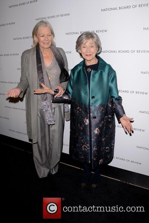 Emmanuelle Riva and Vanessa Redgrave 7