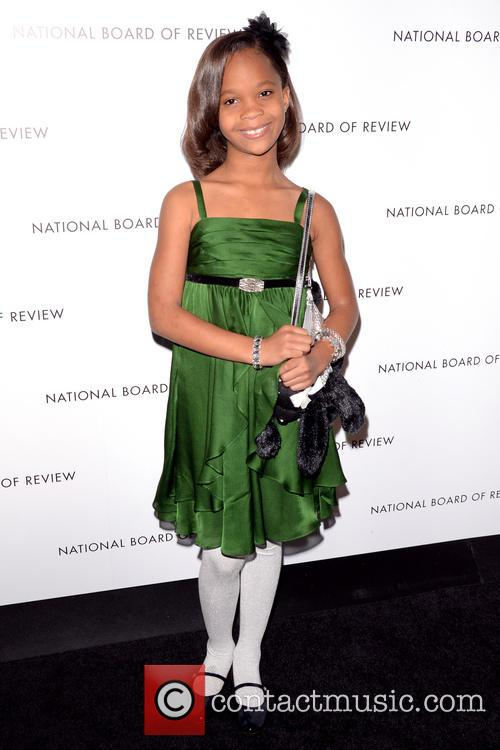 Quvenzhane Wallis and National Board Of Review Awards 1