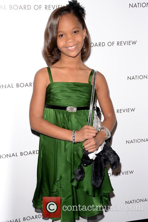 Quvenzhane Wallis and National Board Of Review Awards 2
