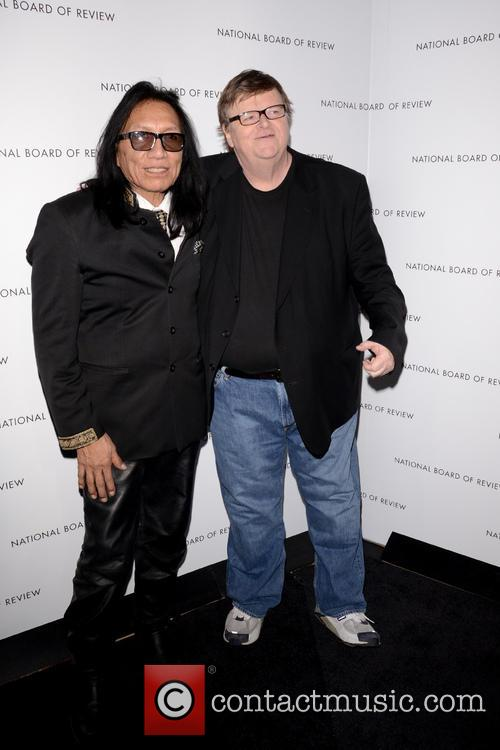 Sixto Rodrigues, Michael Moore and National Board Of Review Awards 2