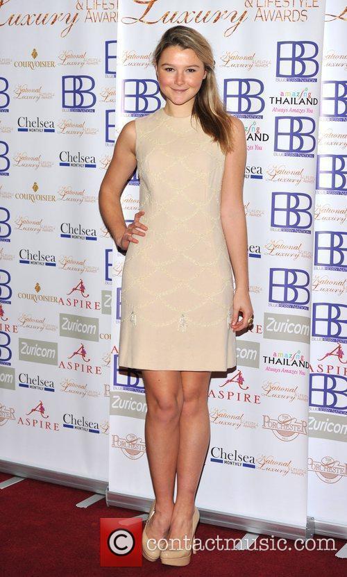 Amber Atherton National Luxury & Lifestyle Awards held...