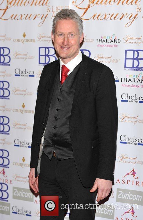Lembit Opik National Luxury & Lifestyle Awards held...