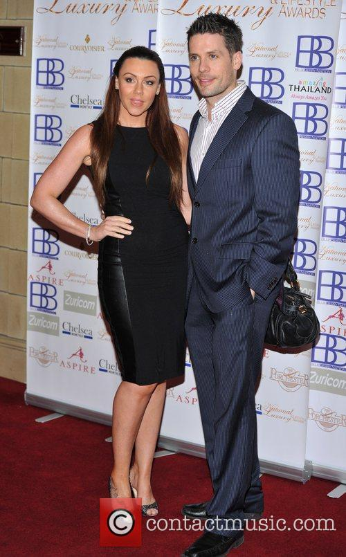 Michelle Heaton and Hugh Hanley National Luxury &...