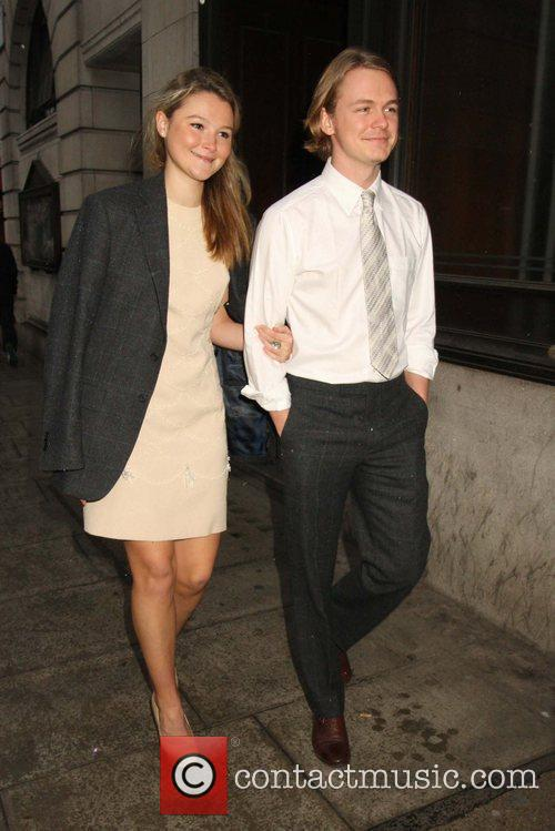 Amber Atherton and boyfriend George Birch  National...