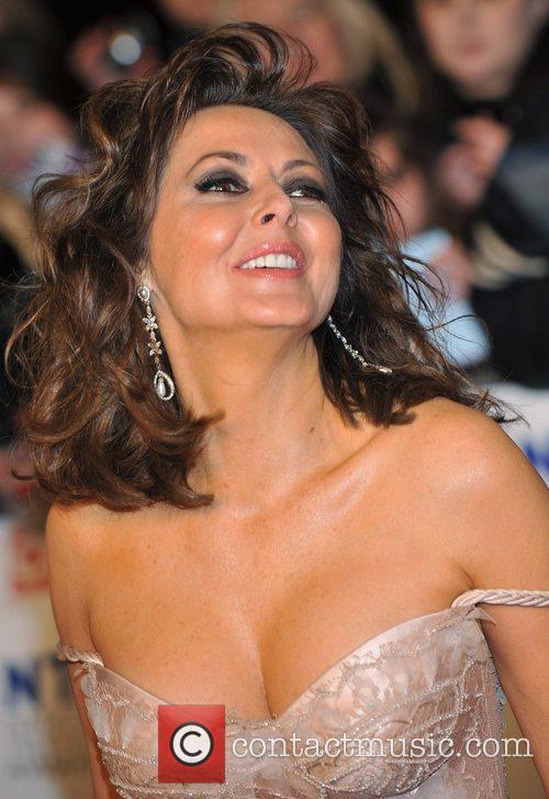 Carol Vorderman and O2 Arena 2