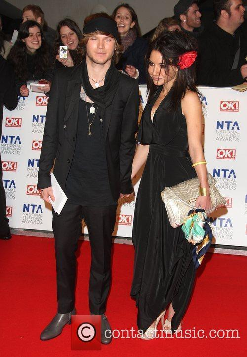 The National Television Awards 2012 (NTA's) - Arrivals