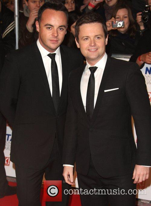 Ant Mcpartlin, Ant And Dec and Declan Donnelly 1