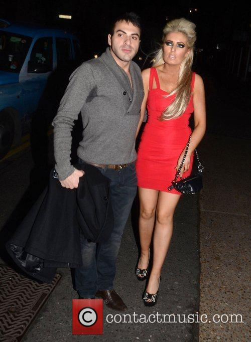 The National Television Awards 2012 (NTA's) after party...