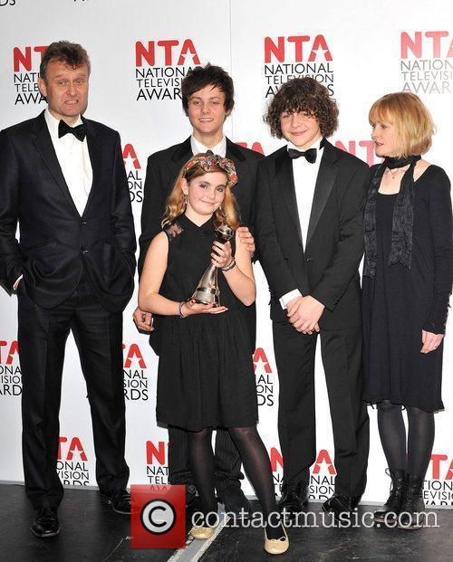 Tyger Drew-honey, Claire Skinner and O2 Arena 2
