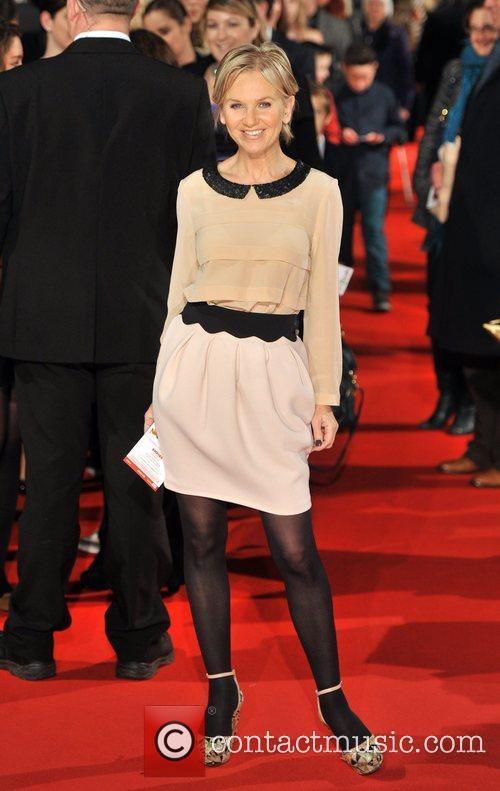Lisa Maxwell Nativity 2 World Premiere held at...