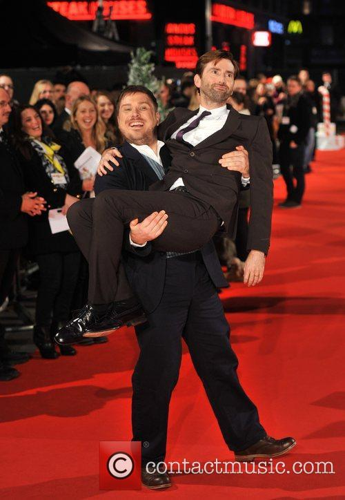 David Tennant and Marc Wooton 3