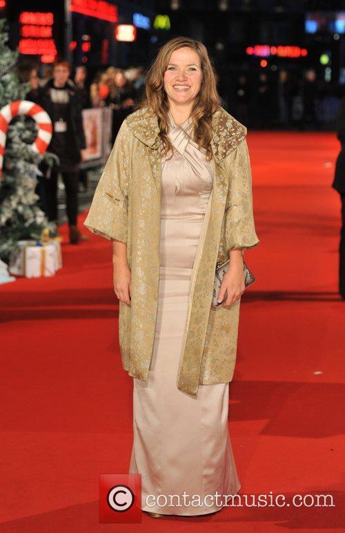 Jessica Hynes Nativity 2 Premiere