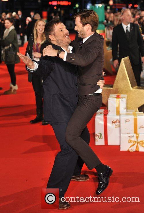 David Tennant, Marc Wooton Nativity 2 World Premiere...