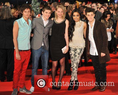Dionne Bromfield and Tyger Drew-honey