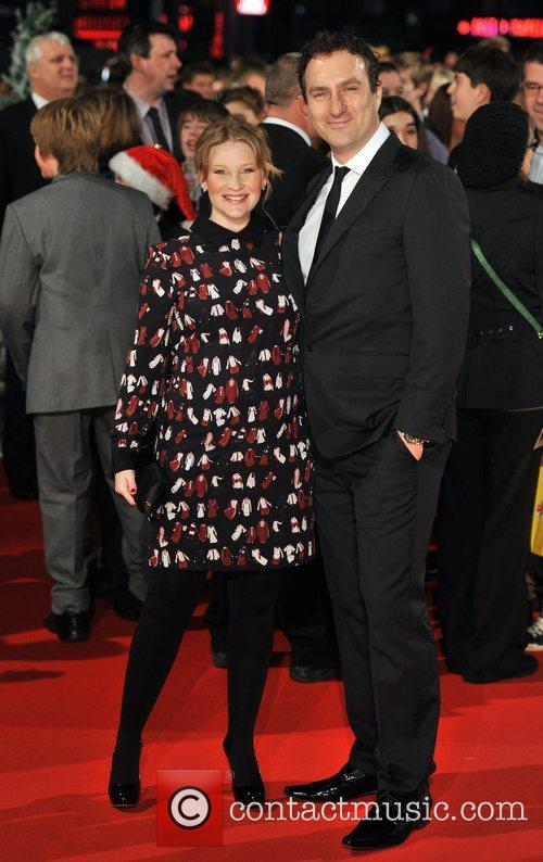 Joanna Page and James Thornton 4