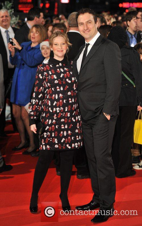 Joanna Page and James Thornton 6