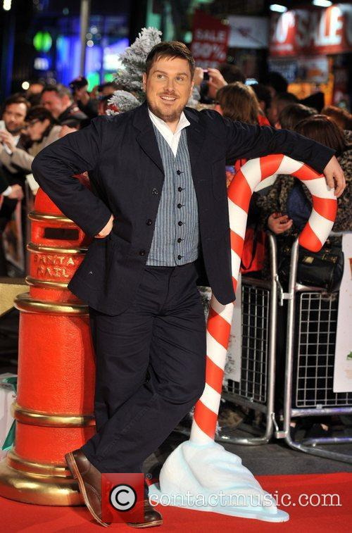 Marc Wooton Nativity 2 World Premiere held at...
