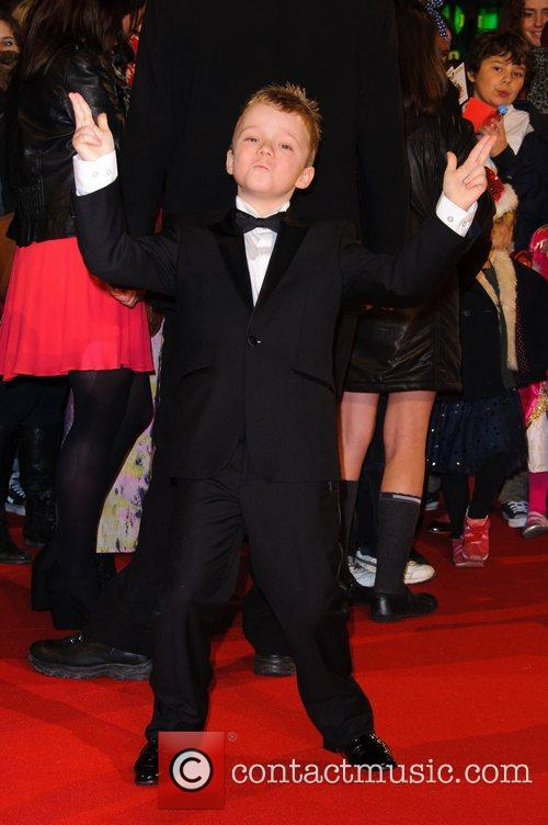 Ben Wilby Nativity 2 World Premiere held at...