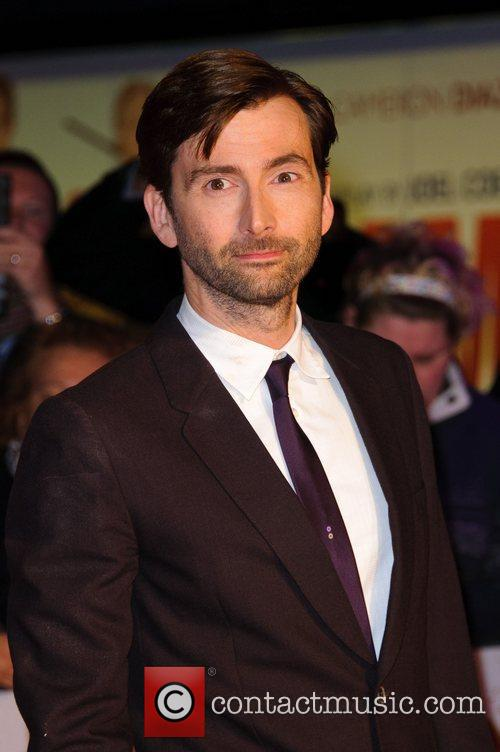 David Tennant Nativity 2 Premiere