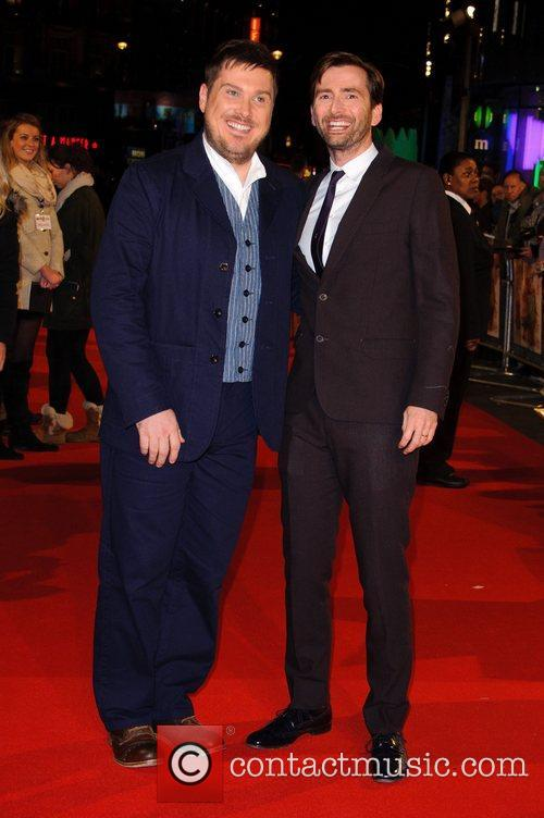 Marc Wootton and David Tennant 4