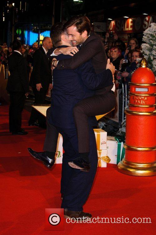 Marc Wootton and David Tennant 3