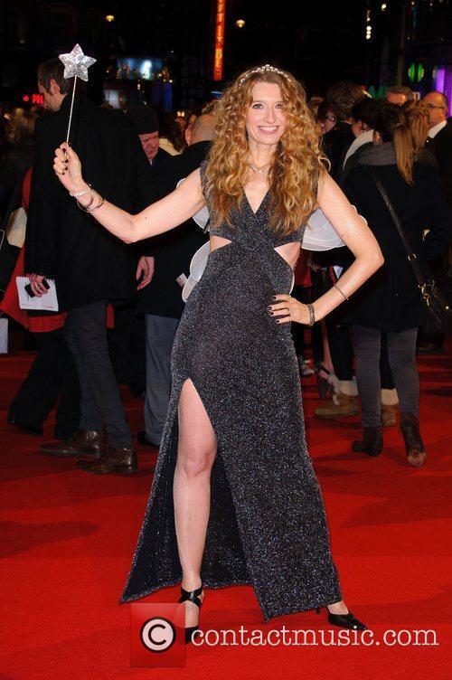 Melanie Masson Nativity 2 World Premiere held at...