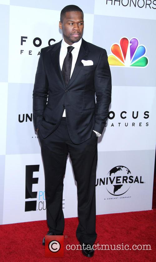 Curtis Jackson; 50 Cent NBC Universal's 70th Annual...