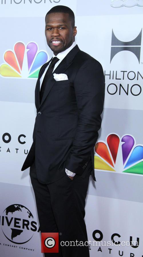 50 Cent NBC Universals