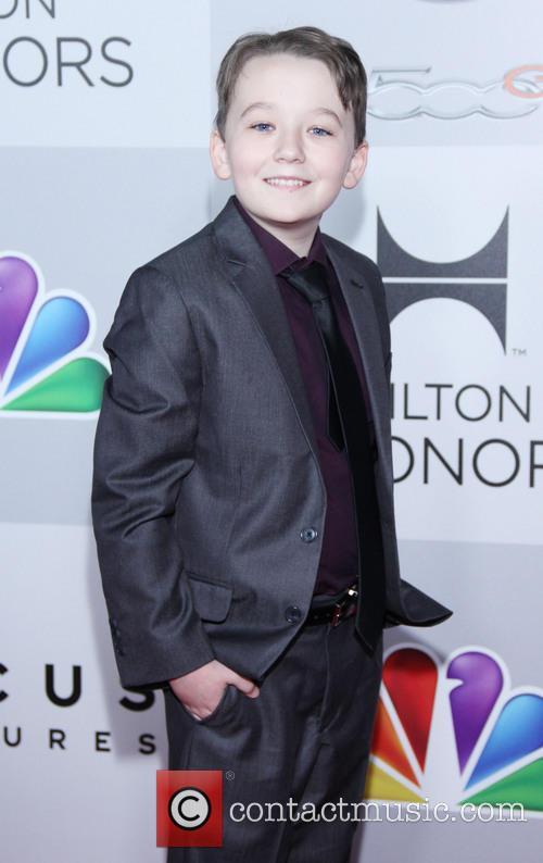 Benjamin Stockham 2013 HBO's Golden Globes Party at...