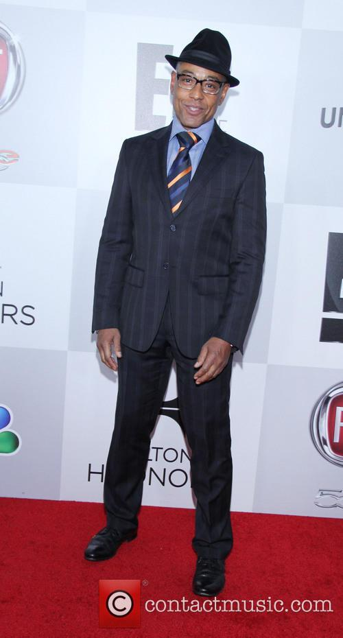 Giancarlo Esposito and Beverly Hilton Hotel 3