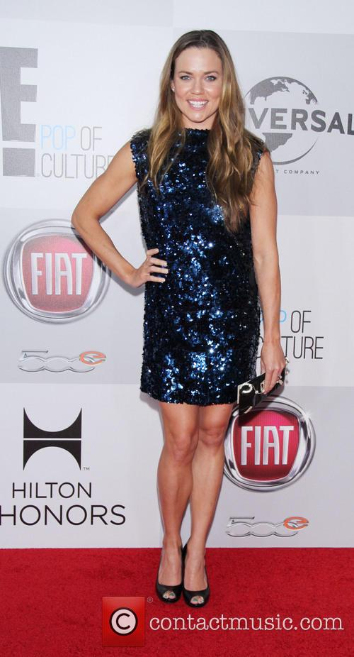 Natalie Coughlin and Beverly Hilton Hotel 2
