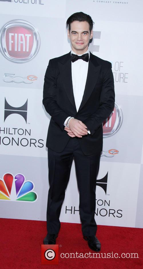 Theo Alexander and Beverly Hilton Hotel 1