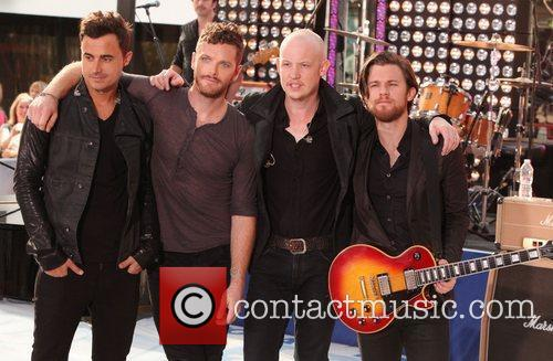 The Fray and Rockefeller Plaza 3