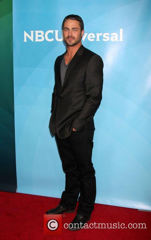 Taylor Kinney and Beverly Hilton Hotel 6