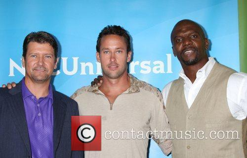 Terry Crews and Beverly Hilton Hotel 6
