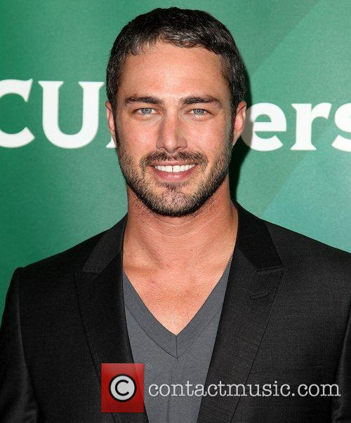 Taylor Kinney and Beverly Hilton Hotel 3