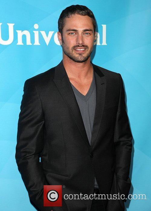 Taylor Kinney and Beverly Hilton Hotel 4