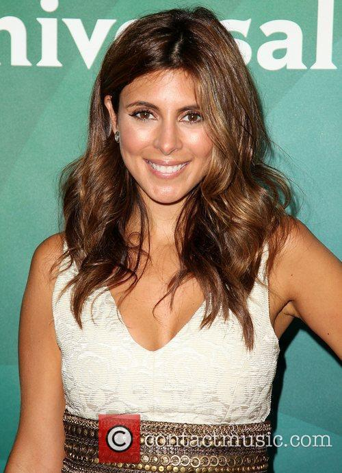 Jamie-lynn Sigler and Beverly Hilton Hotel 2
