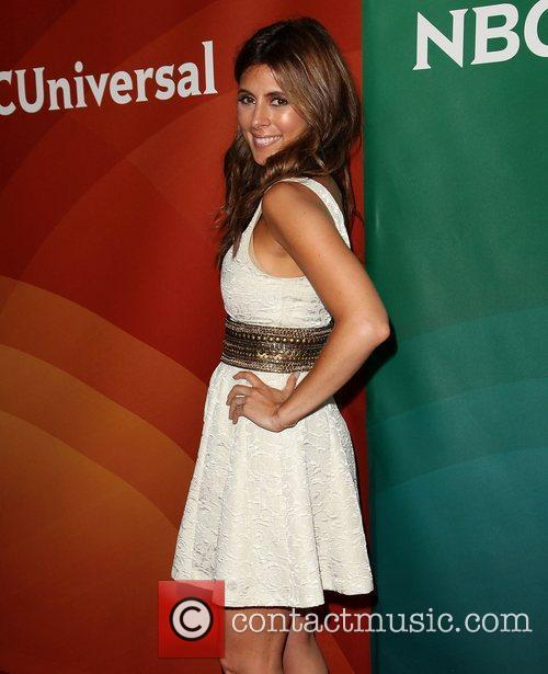 Jamie-lynn Sigler and Beverly Hilton Hotel 7
