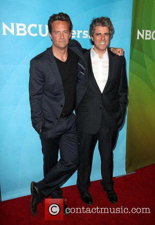 Matthew Perry and Beverly Hilton Hotel 4
