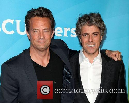 Matthew Perry and Beverly Hilton Hotel 5